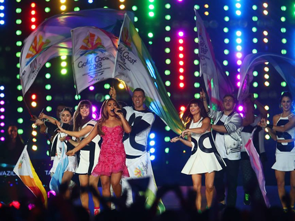 Commonwealth Games 2014 Closing Ceremony