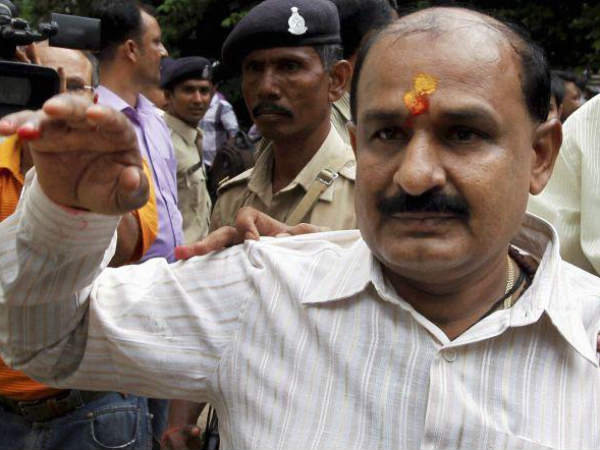 Gujarat High Court Grants Temporary Bail To Naroda Patiya Riots Convict Babu Bajrangi