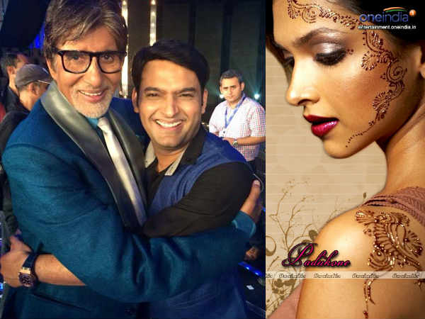 When Kapil Sharma Requested Amitabh Bachchan Take Proposal Deepika Padukone
