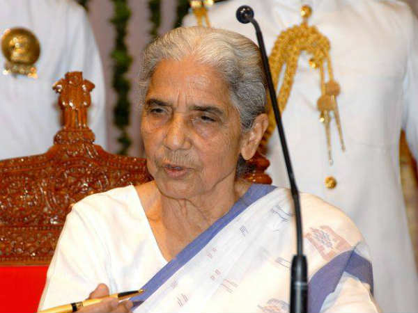 Gujarat Former Governor Kamla Beniwal Sacked As Mizoram Governor
