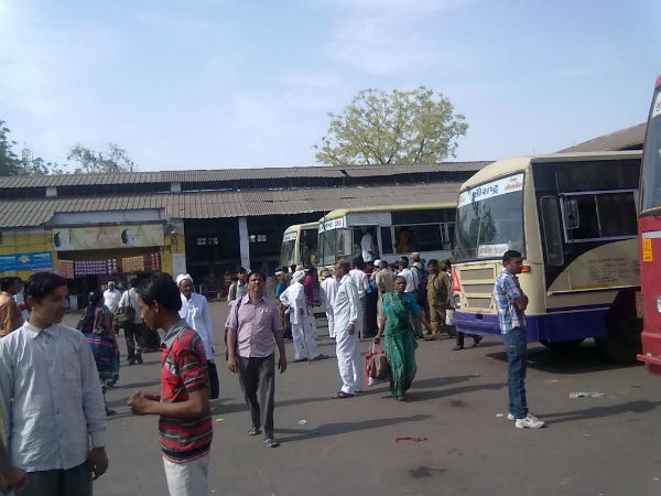 Gujarat St Buses 10 Percent Fare Cut In Next Week Nitin Patel
