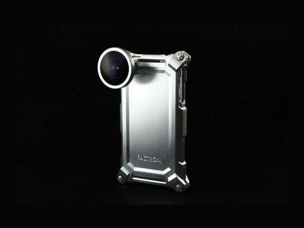 Heavy Metal iPhone camera case