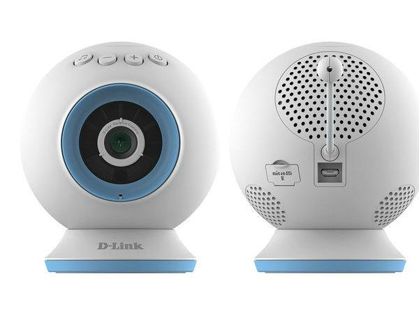 Night Vision Infant Cameras