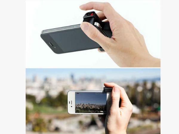 Smartphone Photo Handles