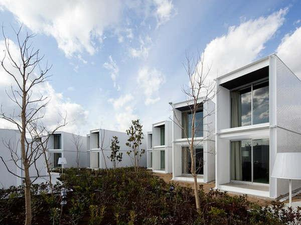 Ex Container Project Provides Japan Earthquake Survivors New Home