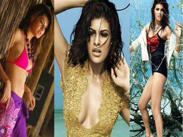Jacqueline Fernandez Hot Bikini Images