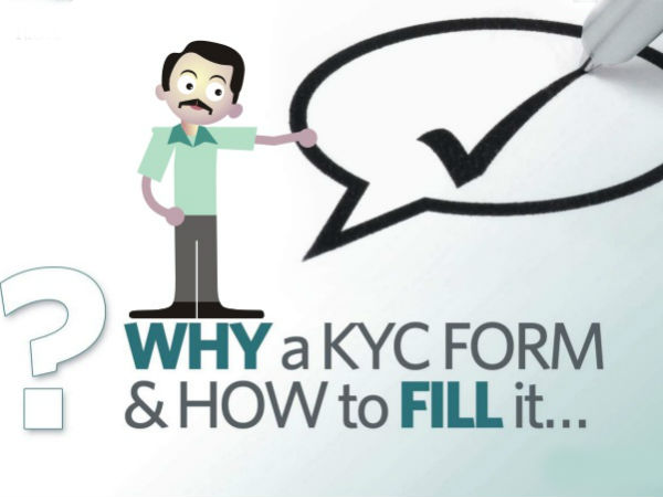 Kyc Forms Mutual Funds Undergo Change Individuals Need Fill The Right One