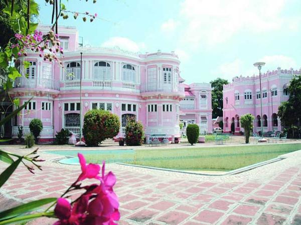 Rajpipla Rajwadi Tourism Place