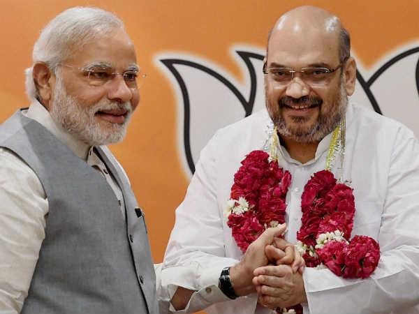 Highlights Of Amit Shah Speech At Bjp National Conference