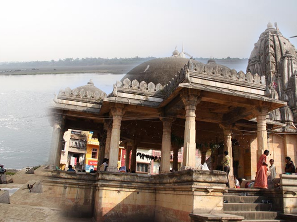 Chandod This City Is At The Confluence The Narmada Orsang Saraswati Rivers