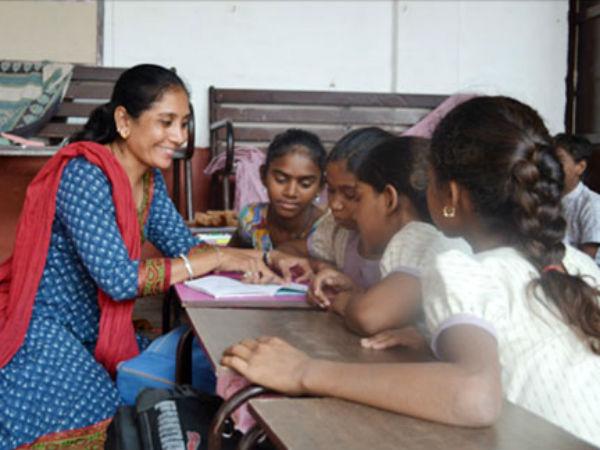 Gujarat S Inspirational Karmyogi Women Stars