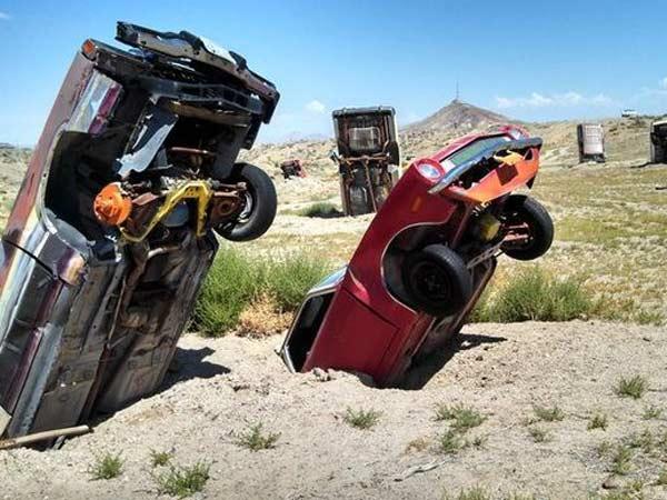 International Car Forest Nevada