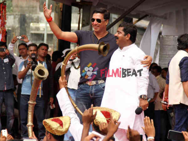 Bollywood Celebrate Dahi Handi Utsav