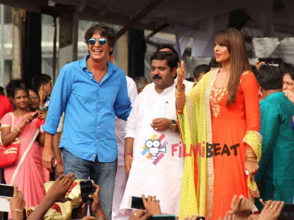 Pictures Dahi Handi Celebration Bollywood Stars