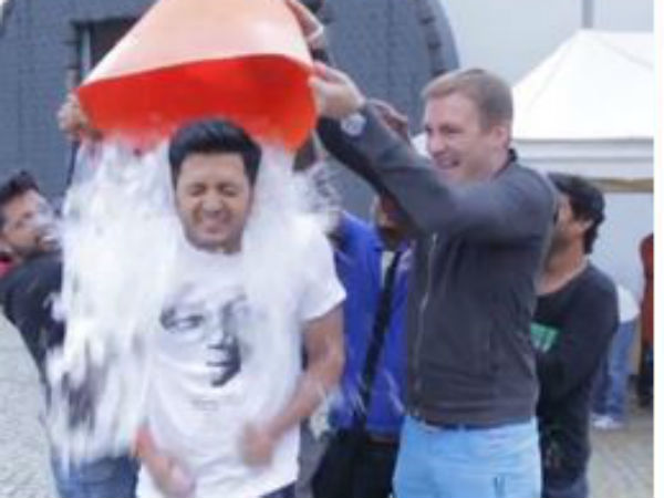 What Is Ice Bucket Challenge Which Is Driving Indian Stars