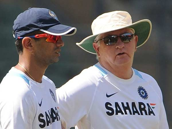 Rahul Dravid Will Replace Duncan Fletcher