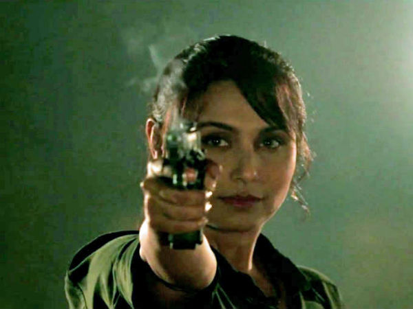 Mardaani Review Rani Mukerji May Shy Away Other Mard Cops