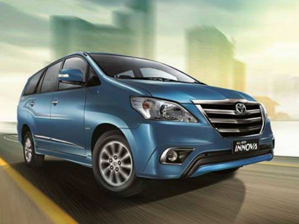 Toyota Unveil New Innova
