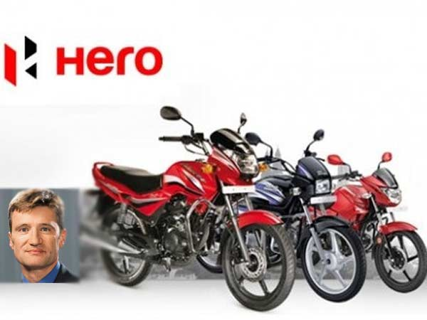 Hero Motocorp Appoints Bmw S Senior Designer As R D Head