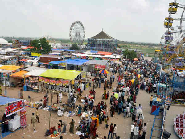 In Pics Gujarat S Famous Tarnetar Fair Begin From Today
