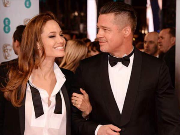 Brad Pitt Angelina Jolie Finally Married