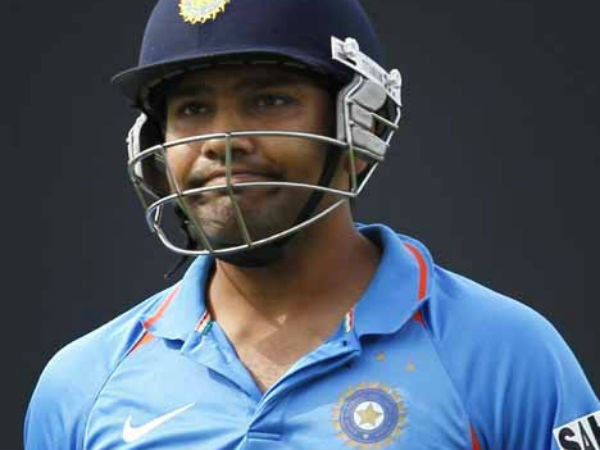 Rohit Sharma Ruled Of England Series