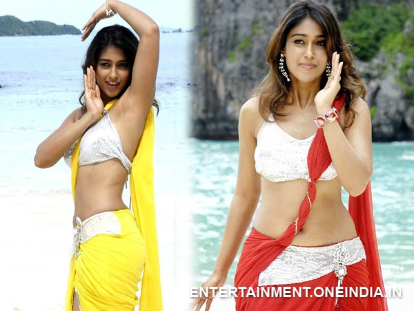 Hot Telugu Actresses In Half Sarees Pictures