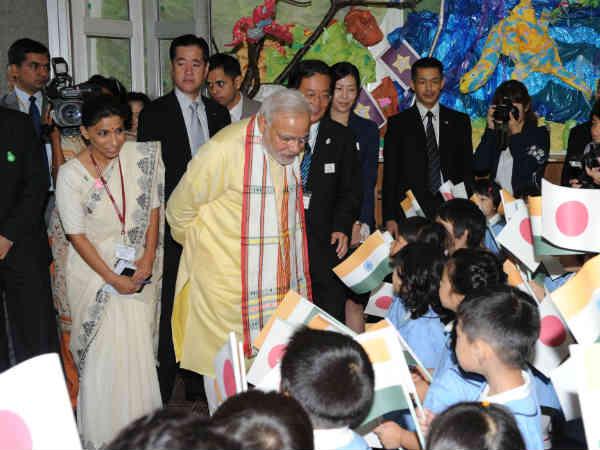 Narendra Modi Become Emotional While Remembering Gujarat Jap