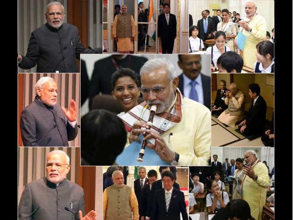 Days Of Hilights Narendra Modi Government