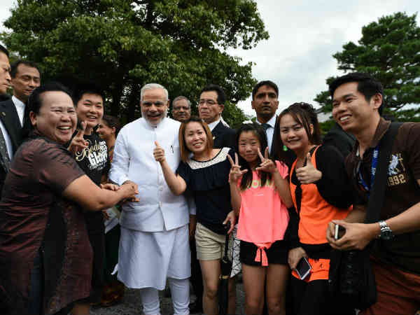 Modi Answered Girl S Question Sacred Heart University