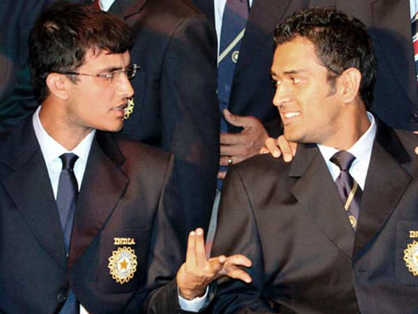 Who Is Great As Captains Sourav Ganguly Or Ms Dhoni