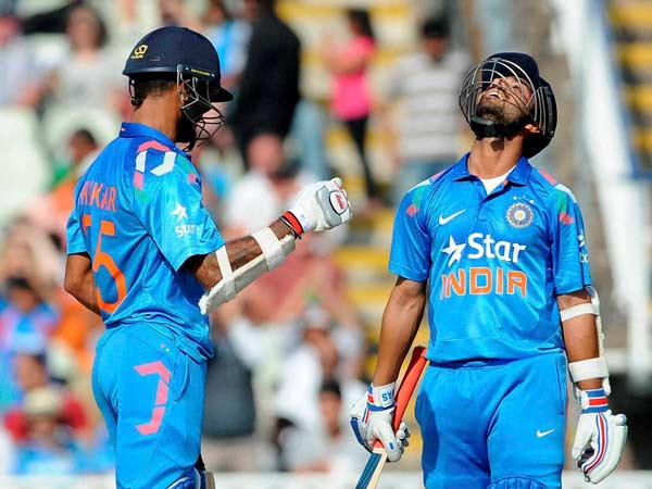 Top 10 Indian Opening Partnership Outside Asia Odi