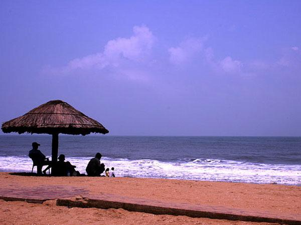 Kerala God S Own Beach Country