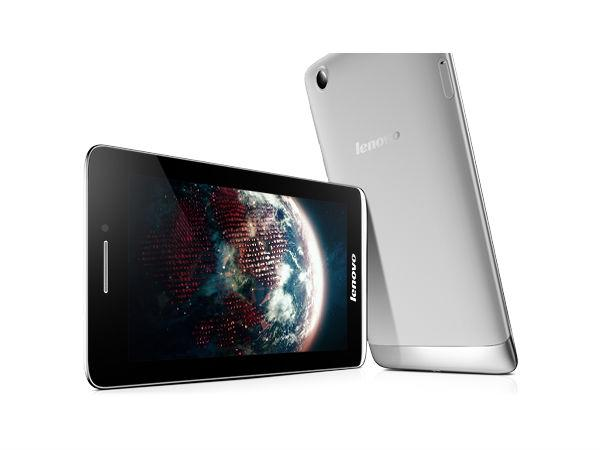 Lenovo S5000 Tablet With Quad Core Cpu Now Available India