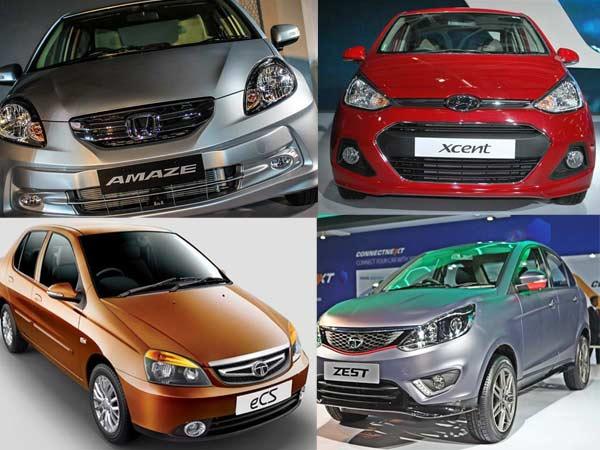 Best Compact Sedan Cars Comparision Between 5 8 Lacs