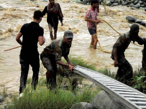 Jammu Kashmir Flood Is Due These Reasons After Uttarakhand