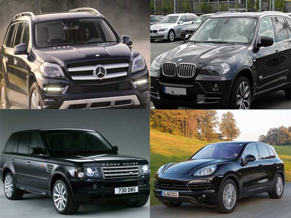 India S Top 5 Luxury Suv