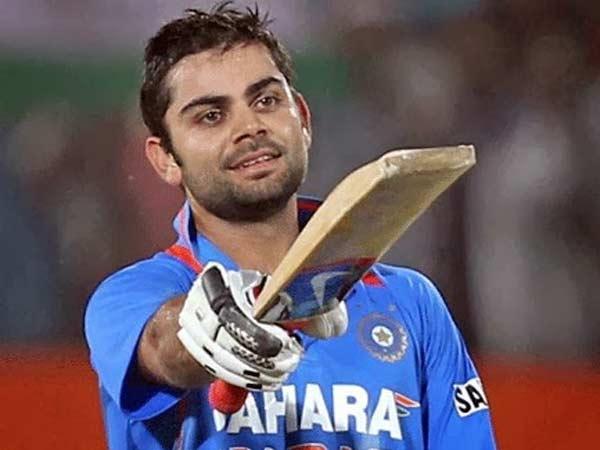 Virat Kohli Becomes No 1 T20i Batsman