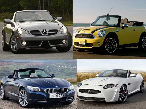 India S Top 10 Convertible Cars