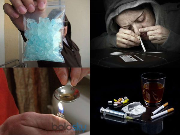 Most Dangerous Drugs The World
