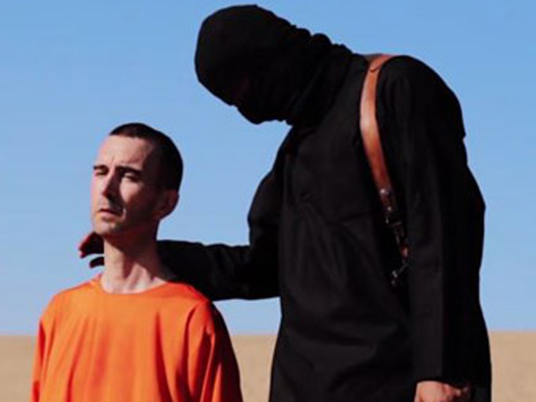 Is Video Shows Beheading British Aid Worker David Haines