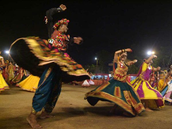 Gujarat Godhra Hindu Council Decided To Ban Muslim To Play Garba