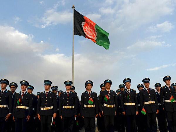 Afghanistan S Megaflag Symbolises Hind Afghan Dosti