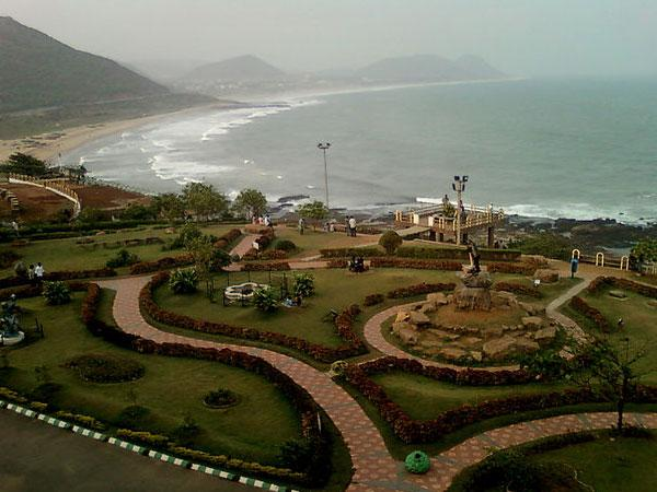 Amazing Beaches Of Andhra Pradesh
