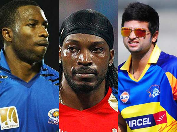 Clt20 Who Holds The Record Most Sixes