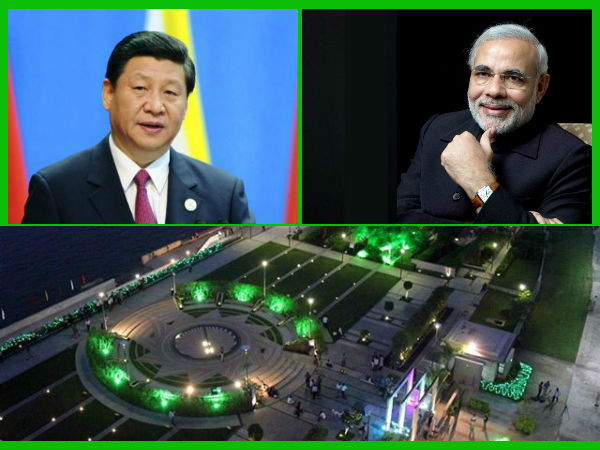 Gujarat What Facility For Modi And Jinping Becomes Hurdles For Commonmen Of Ahmedabad