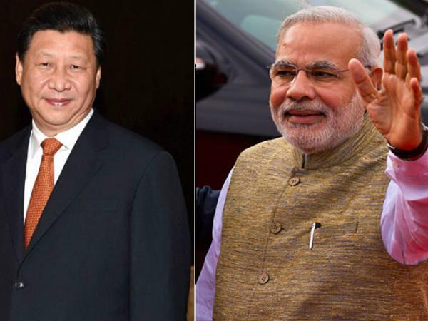Chinese President Xi Jinping Arrival Brings Hopes Narendra Modi
