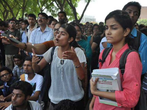 Spy Cam In Girls Hostel Of Noida College Triggers Outrage Protests