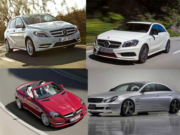 Top 10 Car Mercedes Benz Ahmedabad Price Near 1 Crore
