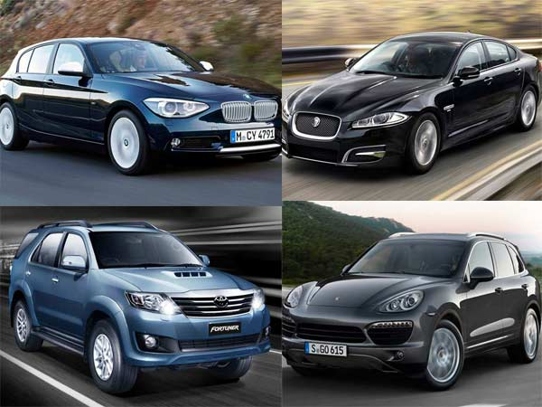 Top 10 India S Executive Cars
